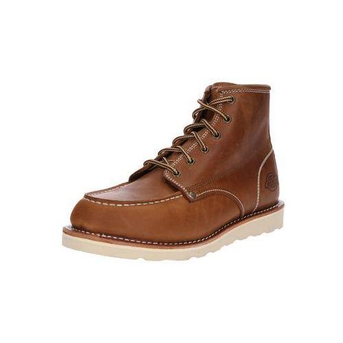 buty sznurowane 'new orleans' brązowy marki Dickies