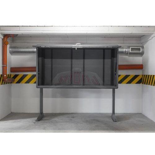 Boks Garażowy PARKINGSPACE Zmień swoje miejsce parkingowe w komórkę lokatorską Szafa Garażowa 2500 litrów, BOKS GARAŻOWY XL