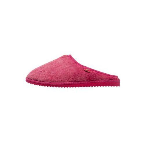 flip*flop HOMESTAY Kapcie geranium, kolor różowy
