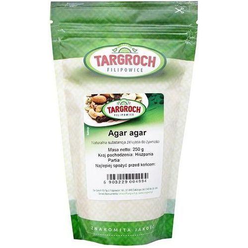 Targroch 250g agar agar naturalna substancja żelująca do żywności (5903229004994)