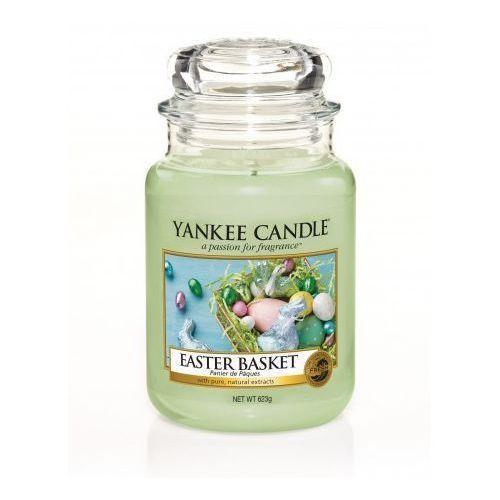YANKEE CANDLE ŚWIECA EASTER BASKET 623G (5038581062754)