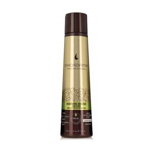 Macadamia  nourishing moisture - nawilżająca odżywka do włosów szorstkich 300ml