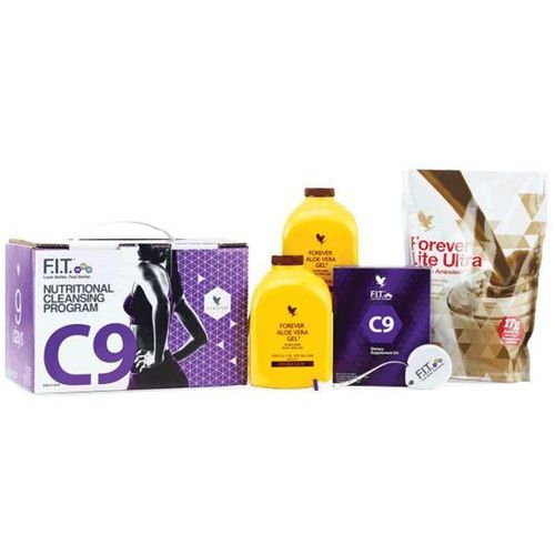 Zestaw Clean 9 z Lite Ultra Chocolate Forever Living Products