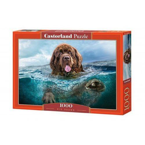 1000 elementów pies ratownik wyprodukowany przez Castor