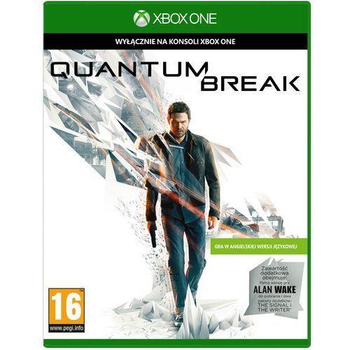 OKAZJA - Quantum Break (Xbox One)