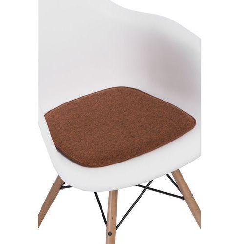 D2.design Poduszka na krzesło arm chair po. melanż modern house bogata chata