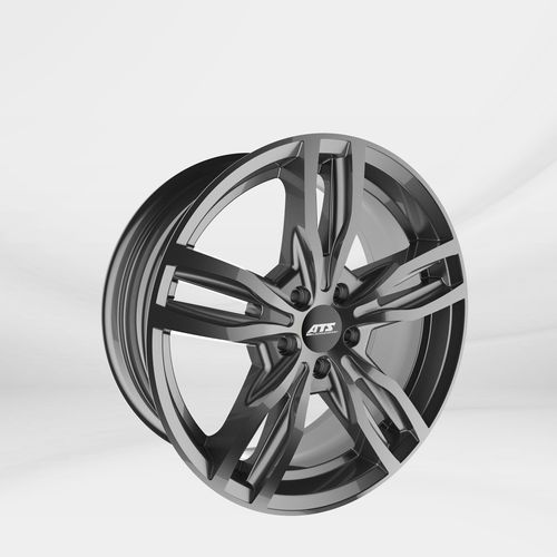 "Ats Felgi aluminiowe 17"" 5x120 ats evolution - srebrny"