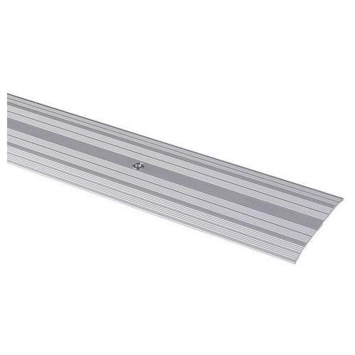 Profil progowy aluminiowy 4 w 1 GoodHome 60 x 930 mm szeroki natural (3663602535713)
