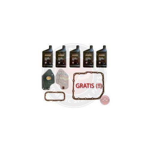 4L30 Zestaw do wymiany oleju Opel Omega + uszczelka GRATIS