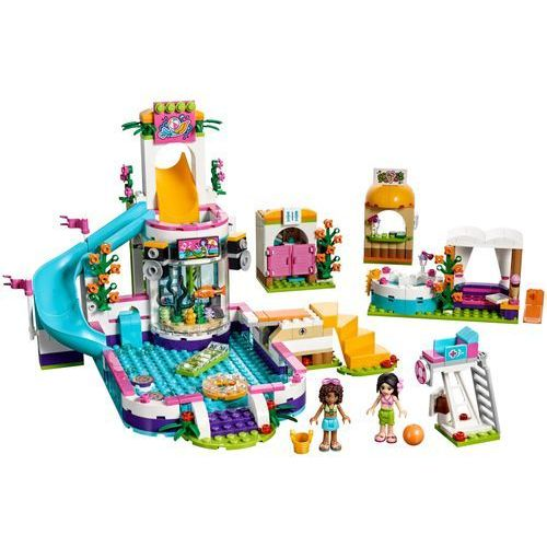 LEGO Friends, Basen w Heartlake, 41313