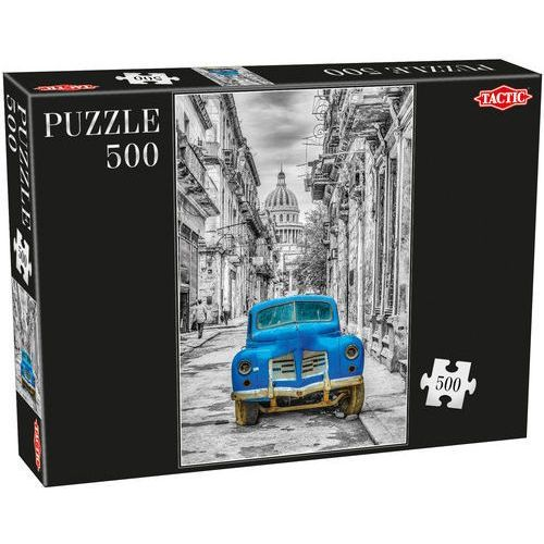 Puzzle 500 Cars (6416739535616)