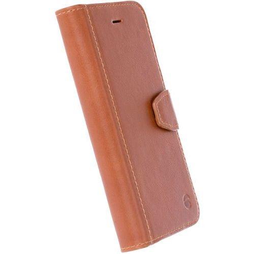 Krusell  sigtuna foliowallet iphone 7 (brązowy) (7394090607274)