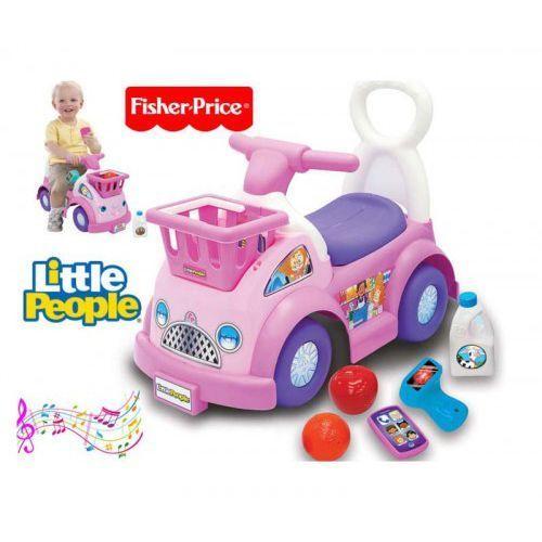 Fisher Price - Interaktywny Jeździk Sklep Kosz na zakupy, kup u jednego z partnerów