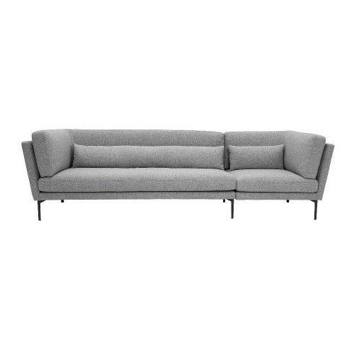 Szara sofa skandynawska Rox, wełna - Bloomingville, kolor szary