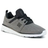 Dc Sneakersy - heathrow tx se adys700131 dark grey (072)