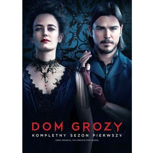Imperial cinepix Dom grozy. sezon 2 (dvd) - logan john darmowa dostawa kiosk ruchu (5903570158322)