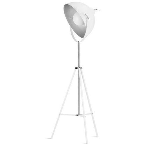 LAMPA PODŁOGOWA HOLLYWOOD - różne kolory biała