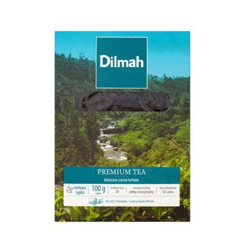 DILMAH 100g Premium Tea Herbata liściasta czarna klasyczna