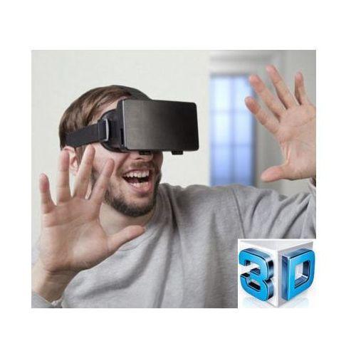 Wirtualne Okulary 3D/Google VR na Głowę (do smartfona) Pilot.