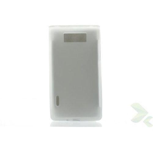 Geffy - Etui LG Swift / Optimus L7 P700 TPU mat clear, GF-LGOL7421016