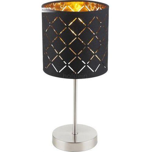 Globo Kidal Lampa stołowa Nikiel matowy, 1-punktowy - Nowoczesny - Obszar wewnętrzny - Kidal - Czas dostawy: od 6-10 dni roboczych (9007371355020)