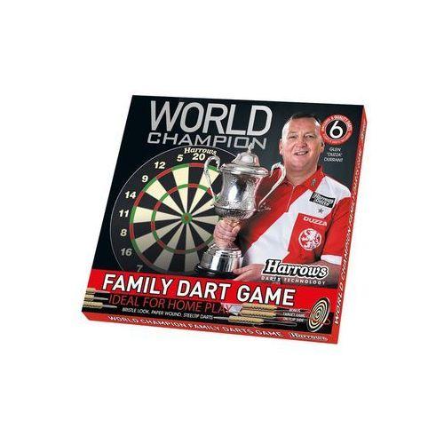 HARROWS tarcza do darta World Champion FAMILY, 09.01.01.HSI.F1