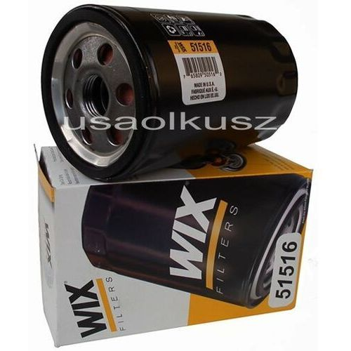 Wix Filtr oleju silnika  lincoln continental 3,8 v6 1988-1994