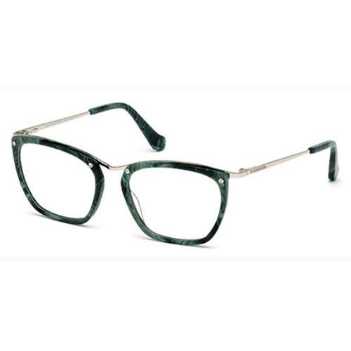 Balenciaga Okulary korekcyjne ba5047 098