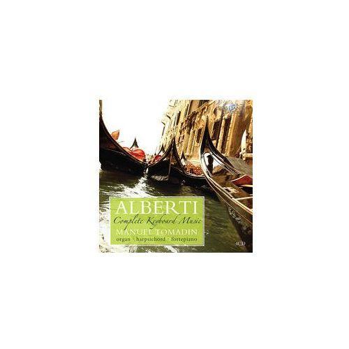 Alberti: Complete Keyboard Music - Dostawa 0 zł, 95161
