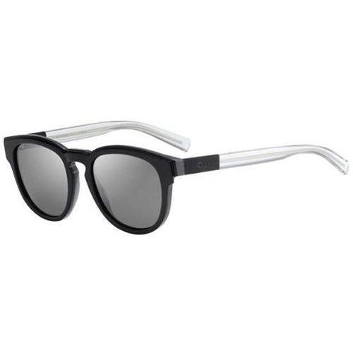 Dior Okulary słoneczne black tie 212s lmw/ji