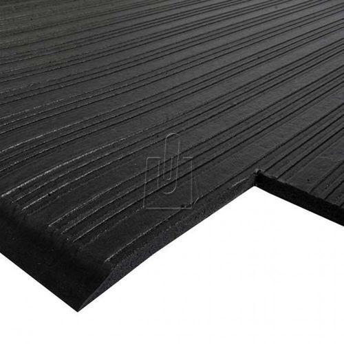 Mata antyzmęczeniowa Orthomat Ribbed czarna szerokość 1,2m x mb (maksymalnie 18,