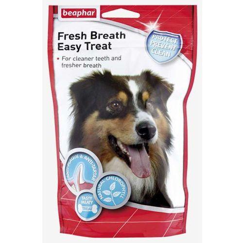 Beaphar Fresh Breath Easy Treat przysmak dla psa na świeży oddech 150g