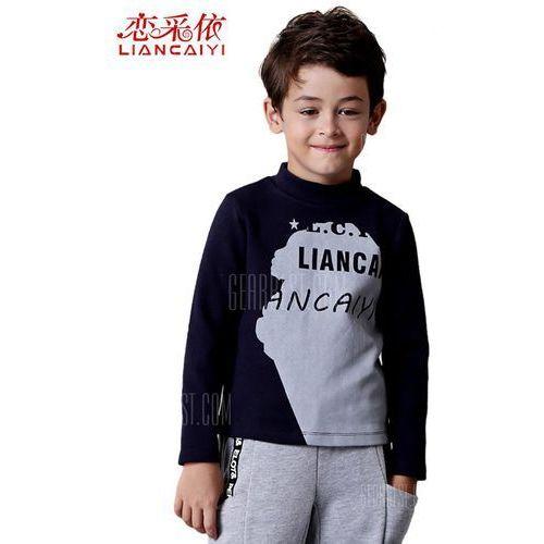 Gearbest Liancaiyi long sleeve boy t-shirt