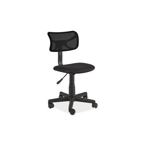 Signal Fotel obrotowy, krzesło biurowe q-014 black