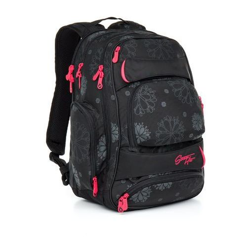 Topgal Plecak młodzieżowy hit 863 a - black (8592571006236). Najniższe ceny, najlepsze promocje w sklepach, opinie.