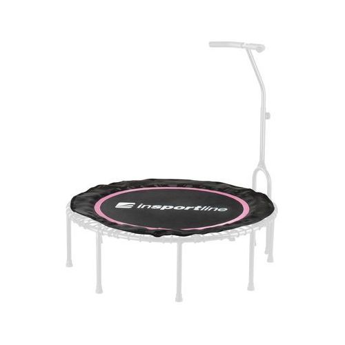 Insportline Mata do skakania do trampoliny cordy 114 cm, różowy (8596084066404)