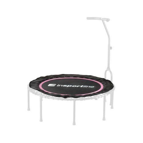 Mata do skakania do trampoliny inSPORTline Cordy 114 cm, Różowy