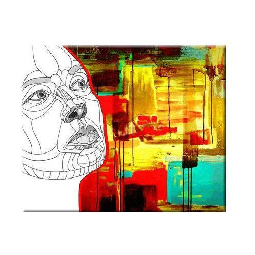 """obrazy nowoczesne """"face 2"""" HIT"""