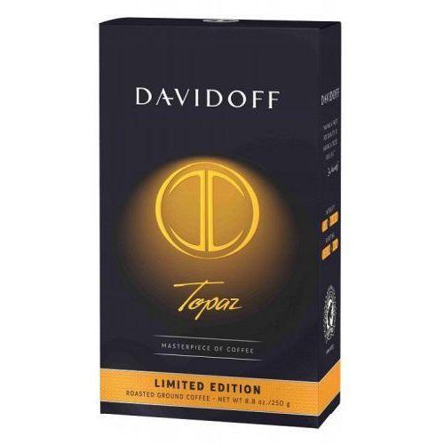 Davidoff cafe Kawa mielona davidoff topaz edycja limitowana 250g (4061445044437)