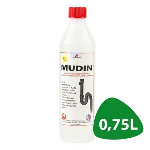 Mudin Norenco 750ml - Udrażnianie i konserwacja syfonów (5907476629467)