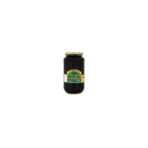 Oliwki czarne bez pestek w zalewie Beach Flower 900 g