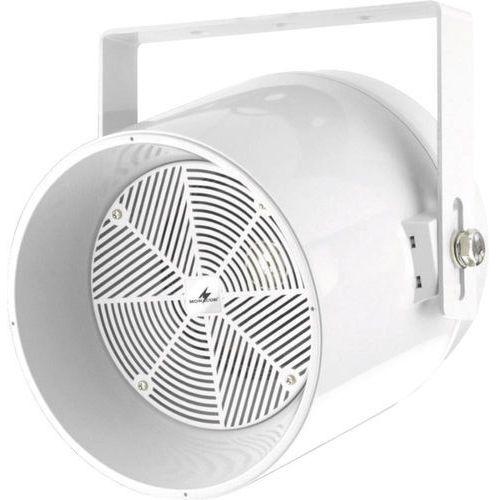 Monacor Głośnik sufitowy pa  edl-250/ws, 101 db, moc rms: 30 w, 125 - 15 000 hz, 100 v, kolor: biały, 1 szt.
