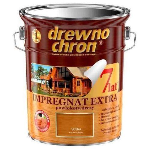 DREWNOCHRON- impregnat, sosna, 4.5 l (extra powłokotwórczy)