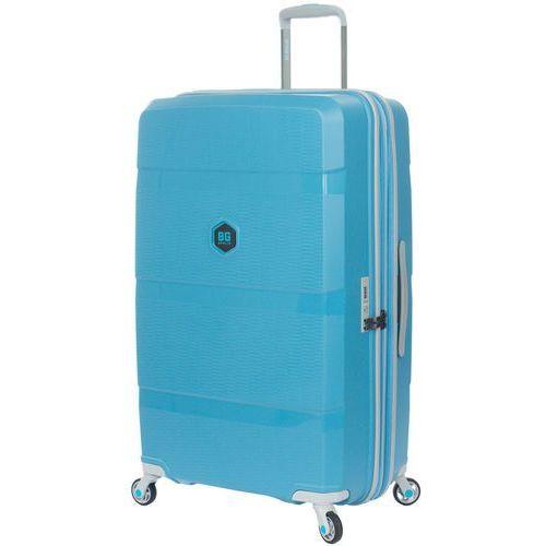 Bg berlin zip2 walizka duża poszerzana 81 cm / hip hop blue - hip hop blue