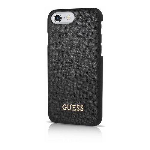 guhcp7tbk apple iphone 7 czarny (bra004661) darmowy odbiór w 20 miastach! marki Guess