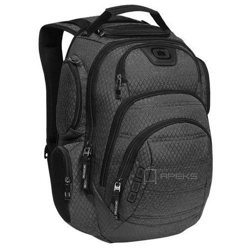 Ogio gambit plecak na laptop 17'' / ciemnoszary - graphite