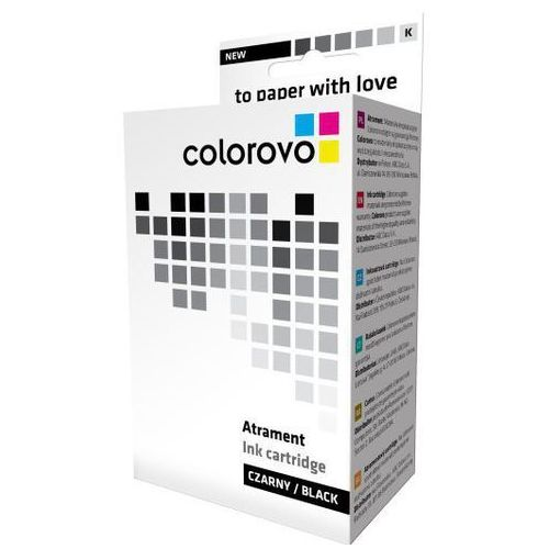 Colorovo tusz crh-338-bk / c8765ee nr 338 (black) darmowy odbiór w 21 miastach! (5907735802068)