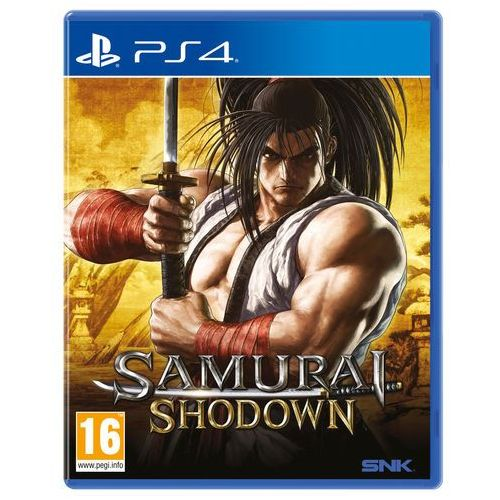 Samurai Shadown (PS4)