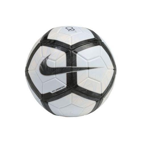 Nike Performance CR7 PRESTIGE Piłka do piłki nożnej white/black/blue tint