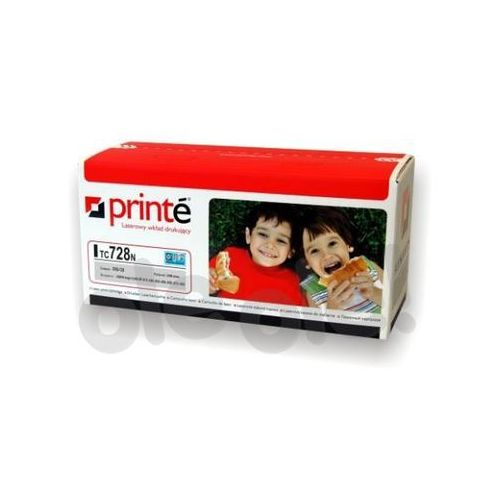 Printe toner TC728N / CRG-726/28 (black) Szybka dostawa! Darmowy odbiór w 19 miastach! - produkt z kategorii- Tonery i bębny